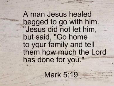 Mark 5-19