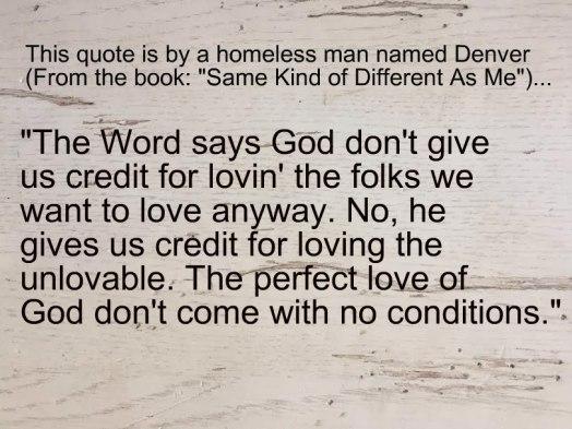 Denver quote